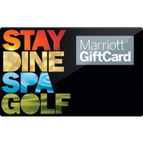 Up to 0.5% off Marriott Gift Cards from Raise.com