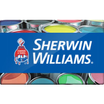 Up to 5% off Sherwin-Williams Gift Cards from Raise.com