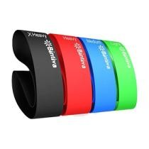 Up to 20% off Bintiva Resistance Loop Bands for Workouts - 4 Pack