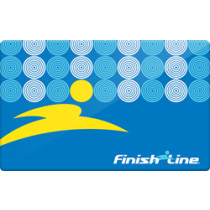 Up to 1.1% off Finish Line Gift Cards from Raise.com