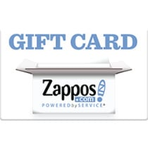 Up to 2.1% off Zappos Gift Cards from Raise.com