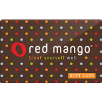 Up to 22% off Red Mango Gift Cards from Raise.com