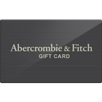 Up to 2.3% off Abercrombie & Fitch Gift Cards from Raise.com