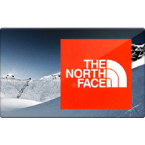 Up to 7.2% off The North Face Gift Cards from Raise.com
