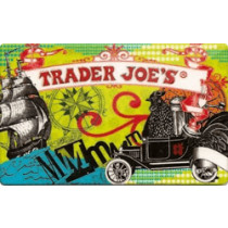 Up to 3% off Trader Joe's Gift Cards from Raise.com