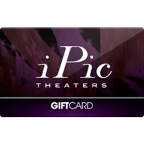 Up to 2% off iPic Theaters Gift Cards from Raise.com