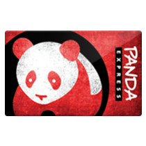 Up to 1.3% off Panda Express Gift Cards from Raise.com