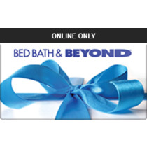 Up to 1.2% off Bed Bath & Beyond (Online Only) Gift Cards from Raise.com