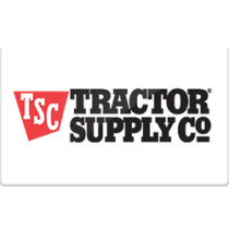 Up to 3.7% off Tractor Supply Company Gift Cards from Raise.com