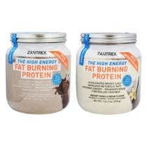 Up to 38% off Zantrex Chocolate or Vanilla Fat-Burning Protein
