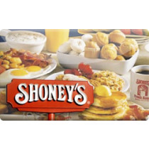 Up to 6% off Shoney's Gift Cards from Raise.com