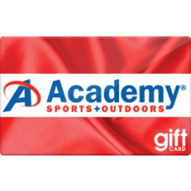 Up to 4.4% off Academy Sports Gift Cards from Raise.com