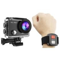 Up to 45% off 4k Action All Pro Waterproof Ultra HD WiFi Camera & Accessory Bundle