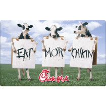 Up to 4.5% off Chick-fil-A Gift Cards from Raise.com
