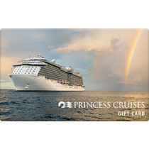 Up to 4.9% off Princess Cruises Gift Cards from Raise.com