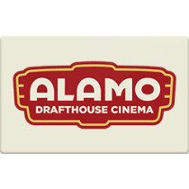 Up to 5% off Alamo Drafthouse Cinema Gift Cards from Raise.com