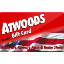 Up to 5% off Atwoods Ranch & Home Gift Cards from Raise.com