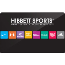 Up to 2.9% off Hibbett Sports Gift Cards from Raise.com