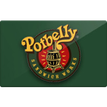 Up to 5% off Potbelly Gift Cards from Raise.com