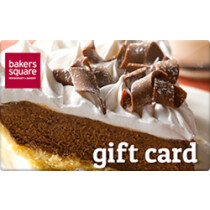 Up to 5.2% off Bakers Square Gift Cards from Raise.com