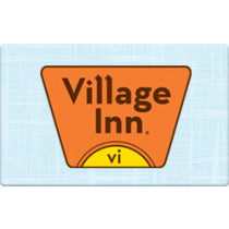 Up to 5.2% off Village Inn Gift Cards from Raise.com