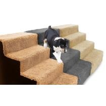 Up to 55% off Sherpa-Top High-Density Foam Stairs for Pets w/ Removable Cover