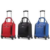 "Up to 56% off American Tourister 16"" Spinner Tote Underseat Carry-On Luggage"