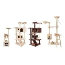 "Up to 58% off 32"" - 80"" Modern Cat Furniture Tree Tower Condo Shelves"