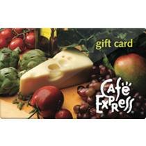 Up to 6% off Cafe Express Gift Cards from Raise.com