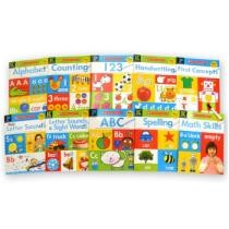Up to 60% off Scholastic Wipe-Clean Board Books Bundle