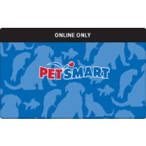 Up to 7.1% off PetSmart (Only Online) Gift Cards from Raise.com