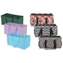 "Up to 66% off 22"" or 23"" Market & Picnic Basket Tote Bags"