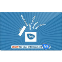 Up to 6.6% off f.y.e. Gift Cards from Raise.com