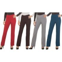 Up to 70% off Red Hanger Women's Stretchy Dress Pants