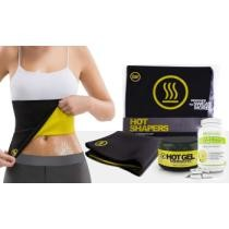 Up to 70% off Waist Trimmer Belt w/ Hot Sweat Gel & Garcinia Cambogia (60-Count)