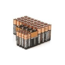 Up to 72% off Duracell AA/AAA/9V CopperTop Alkaline Batteries