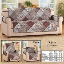 Up to 73% off Safari Animal Print Furniture Protector