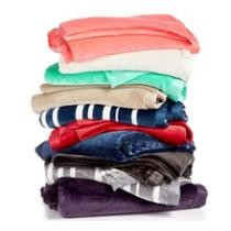 Up to 76% off Berkshire Classic Velvety Plush Blankets