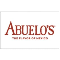 Up to 12.1% off Abuelos Gift Cards from Raise.com