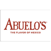Up to 10% off Abuelos Gift Cards from Raise.com