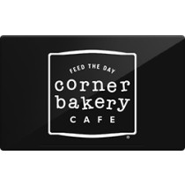Up to 8.5% off Corner Bakery Cafe Gift Cards from Raise.com