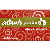 Up to 9% off Atlanta Bread Company Gift Cards from Raise.com