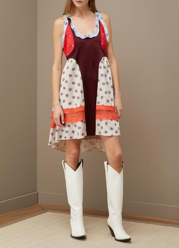 Valentino Sale: Sleeveless short dress 80% off