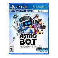 Video Games: Astro Bot Rescue Mission (PSVR) $10, Persona 5 (PS4)