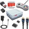 Vilros Retro Pie Arcade Gaming Accessory Kit + Classic USB Game Pad w/ 32GB Samsung Evo Card