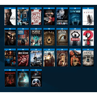 VUDU Mix and Match: Horror - Choose 3 Titles for $19.99