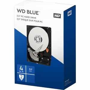 "Western Digital Caviar Blue internal 3.5"" 4TB hard drive $89.99 @ Fry's *Pick-up Only*"