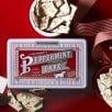 Williams Sonoma Original Peppermint Bark: 1-lbs $9.99, 2-lbs $19.99, 3-lbs $24.99