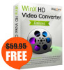 WinX HD Video Converter Deluxe V5.12.1 for Windows for free
