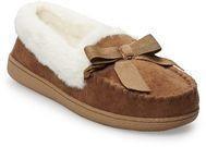 Women's Sonoma Goods For Life Moccasin Slippers